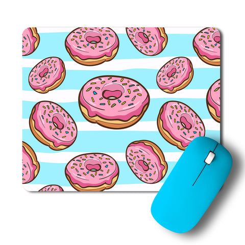 Donut Pop Art Mousepad