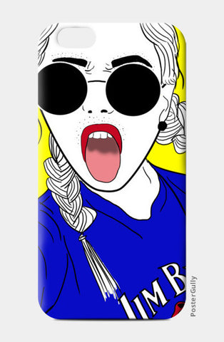 Girl swag! iPhone 6/6S Cases | Artist : DISHA BHANOT