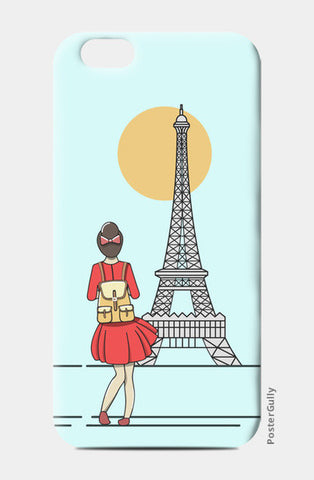 Adventure Calling iPhone 6/6S Cases | Artist : Arpita Gogoi