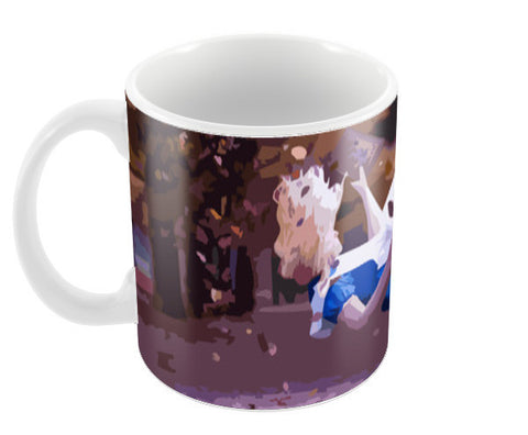 Alice in Wonderland Coffee Mugs | Artist : Delusion