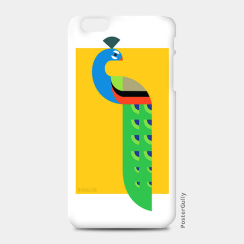 Peacock iPhone 6 Plus/6S Plus Cases | Artist : Anagha Mirgal