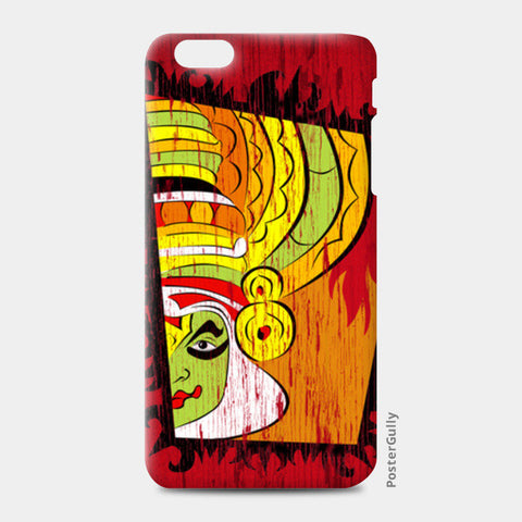Folk Art | Kathakali iPhone 6 Plus/6S Plus Cases | Artist : Ramkumar Kolappan