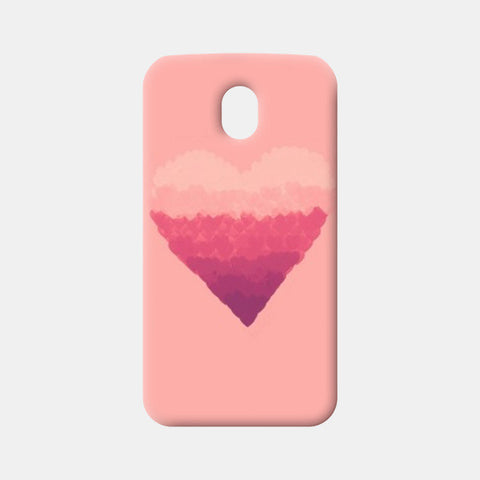 Moto G3 Cases, We all love hearts Moto G3 Cases | Artist : Maitreyeeee, - PosterGully