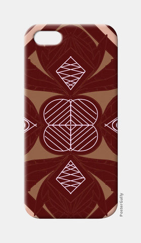 iPhone 5 Cases, Brown Leaves iPhone 5 Cases | Artist : Pratyasha Nithin, - PosterGully