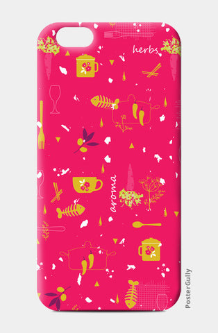 iPhone 6/6S Cases, Kitchen Crazy iPhone 6/6S Cases | Artist : Neelam Kaur, - PosterGully