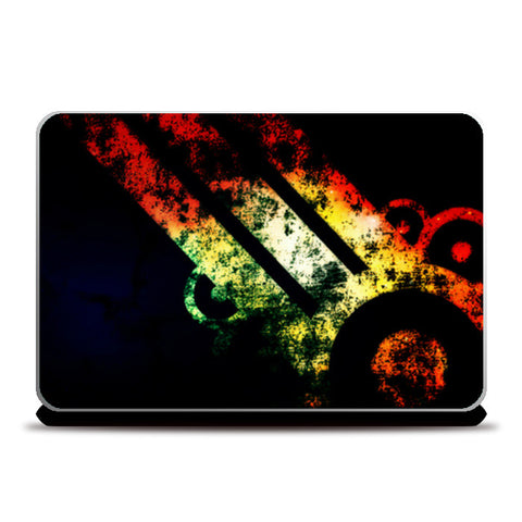 Laptop Skins, High Tech 001 Laptop Skins | Artist : Richard Howardson, - PosterGully