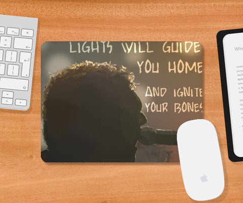 Mousepad, Fix You - Coldplay Mousepad | Artist: Armaan Sandhu, - PosterGully