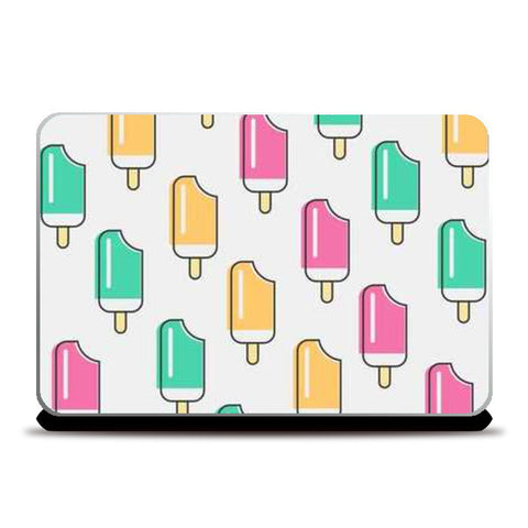 Ice-cream Candy Laptop Skins | Artist : Nishit Shah