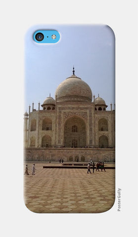 Taj Mahal iPhone 5c Cases | Artist : Sunil Angral