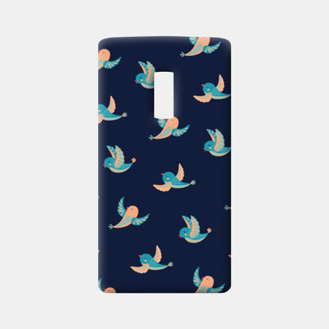 Birds One Plus Two Cases | Artist : Amantrika Saraogi