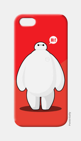 baymax iPhone 5 Cases | Artist : NextDesigns