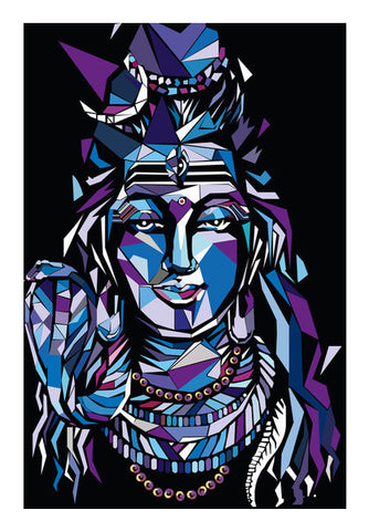 Shiva Wall Art | Artist : soumik parida