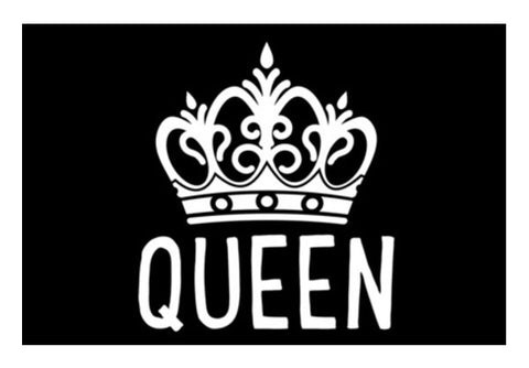 QUEEN Wall Art  | Artist : Dhruv Narelia