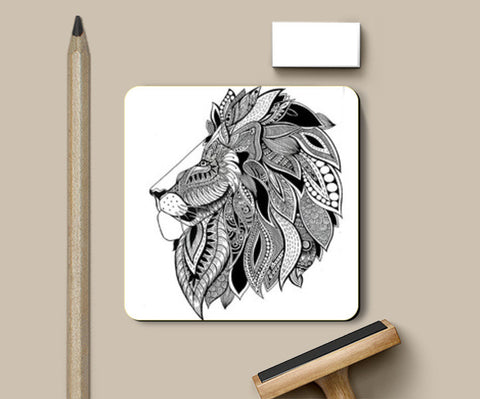 PosterGully Coasters, The lion king Coasters | Artist : Zeenat Kaisher, - PosterGully