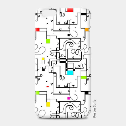 iPhone 6/6S Plus Cases, Piet Mondrian iPhone 6 Plus/6S Plus Cases | Artist : Vishakha Ruhela, - PosterGully