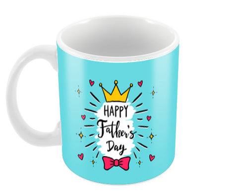 Crown For Stylish Dad Happy Father's Day | #Father's Day Special  Coffee Mugs | Artist : Creative DJ
