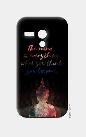 Buddha Quote - Motivational!! Moto G Cases | Artist : Dolly P