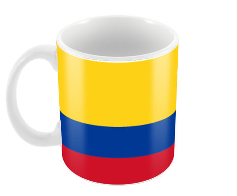 Colombia | #Footballfan Coffee Mugs | Artist : Creative DJ