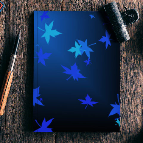 Blue Jwel Notebook | Artist : pravesh mishra