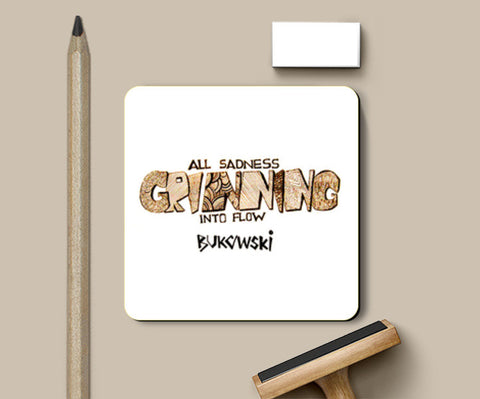 Well Said Bor! Coasters | Artist : Its ZentTangleD
