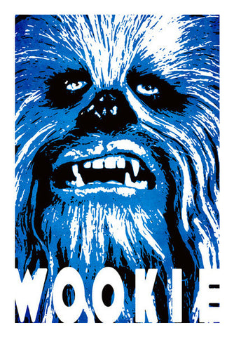 Wall Art, Wookie Wall Art | Artist : Durro Art, - PosterGully