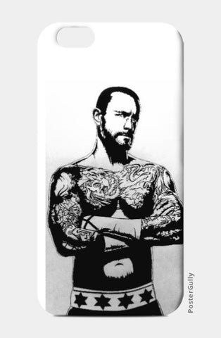 iPhone 6 / 6s, CM Punk iPhone 6 / 6s Case by Kislaya Sinha, - PosterGully