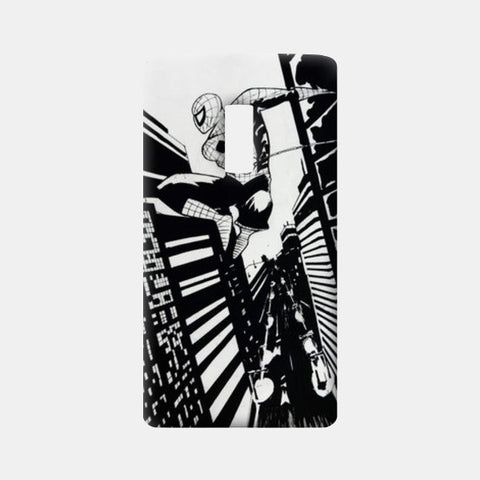 Spiderman One Plus Two Cases | Artist : Aastha Pruthi