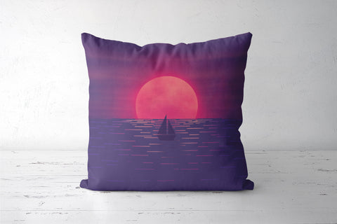 Into the Sea Cushion Covers | Artist : Akshita Shah