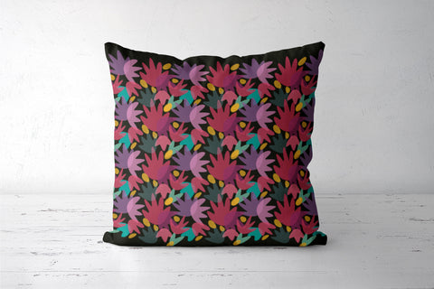 PRETTY PINK FLUFFS Cushion Covers | Artist : looshmoosh