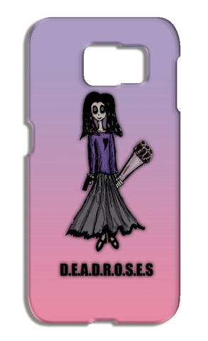 Deadroses Samsung Galaxy S6 Cases | Artist : Sidhant Sharma