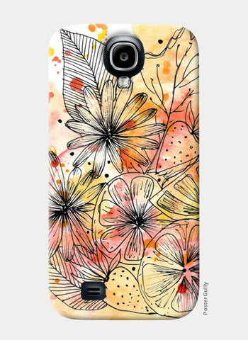 Fruit Punch Samsung S4 Cases | Artist : Swathi Kirthyvasan