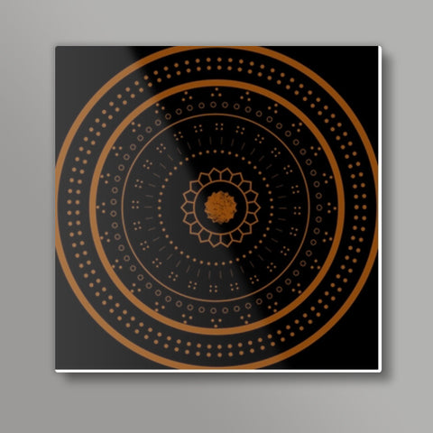 Beautiful Design Metal Prints | Artist : Pallavi Rawal
