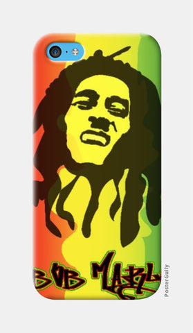 iPhone 5c Cases, Bob Marley iPhone 5c Case | Artist: Jayant Rana, - PosterGully
