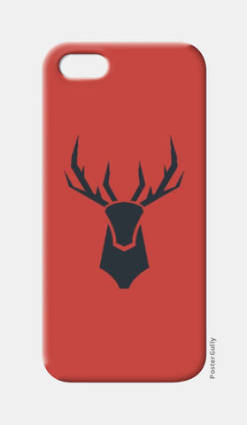 iPhone 5 Cases, Deer iPhone 5 Case | Artist: Vibhu Agrawal, - PosterGully