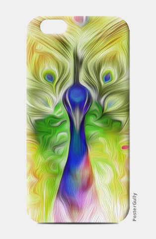 iPhone 6 / 6s, The colours in me PEACOCK iPhone 6 / 6s Case | Vidhisha Kedia, - PosterGully