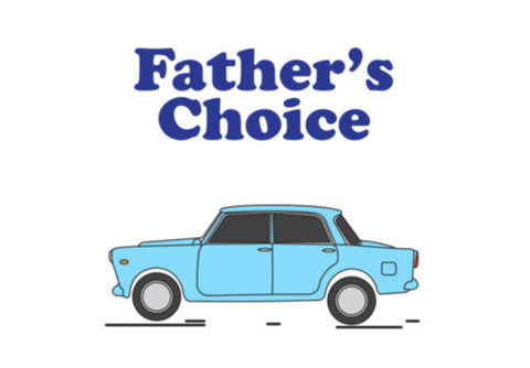 Father's Choice Wall Art  | Artist : Dishant Bhatia