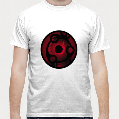 Uchiha Madara T-Shirt Men T Shirts | Artist : Navdeep Sharma