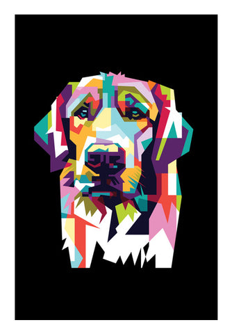 Dog Lovers Wall Art | Artist : Inderpreet Singh
