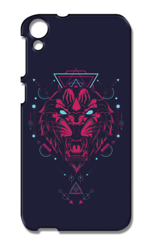 The Tiger HTC Desire 820 Cases | Artist : Inderpreet Singh