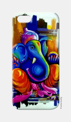 iPhone 5 Cases, Lord Ganesha iPhone 5 Cases | Artist : Pranit Jaiswal, - PosterGully