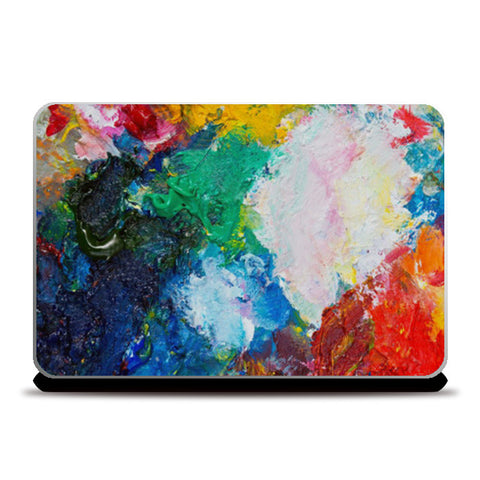 Colour Palette Laptop Skins | Artist : C-zure