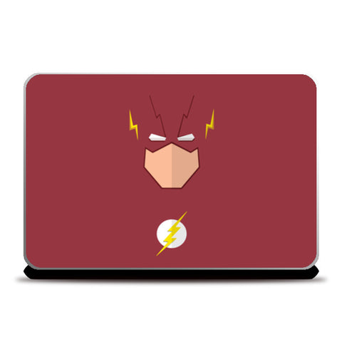 Flash Laptop Skins | Artist : Ayush Yaduvanshi | Special Deal - Size 15.6""