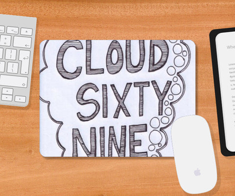 Cloud 69 Mousepad | Artist : Trippy Trap