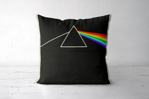 PINK FLOYD MINIMAL ALBUM ART Cushion Covers | Artist : Naman Kapoor