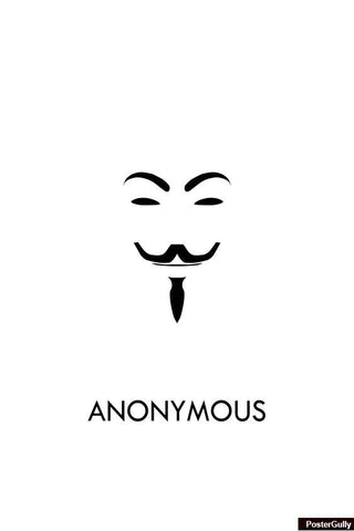 Brand New Designs, Vendetta Anonymous Artwork | Artist: Loco Lobo, - PosterGully - 1