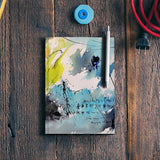watercolor 216042 Notebook | Artist : pol ledent