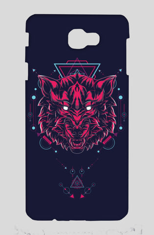 Wolf Samsung On Nxt Cases | Artist : Inderpreet Singh