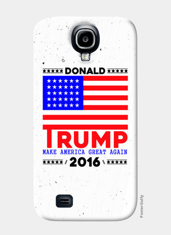 Donald Trump For President American Samsung S4 Cases | Artist : Designerchennai