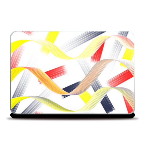 Laptop Skins, Colorful Straps Laptop Skins | Pratyasha Nithin, - PosterGully