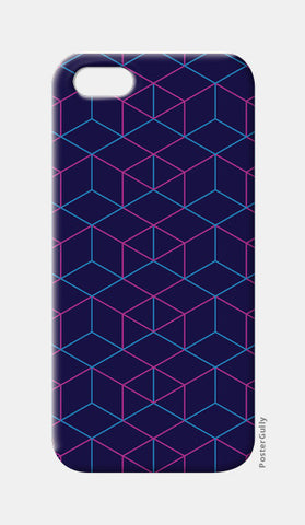 iPhone 5 Cases, Isometric Pattern iPhone 5 Cases | Artist : Jobin Jacob, - PosterGully
